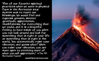 arcturian tricks & spiritual practices - the 9th dimensional arcturian council - channeled by daniel scranton channeler of archangel michael