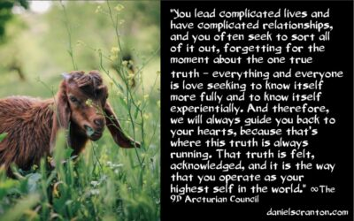the question you've always wanted to answer - the 9th dimensional arcturian council - channeled by daniel scranton channeler of archangel michael