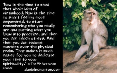 this programming must be shaken - the 9th dimensional arcturian council - channeled by daniel scranton channeler of archangel michael
