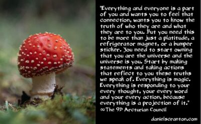 How to Discover Your Magic - the 9th dimensional arcturian council - channeled by daniel scranton channeler of archangel michael
