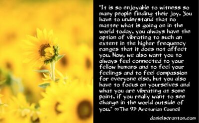ask yourself this very important question - the 9th dimensional arcturian council - channeled by daniel scranton channeler of archangel michael