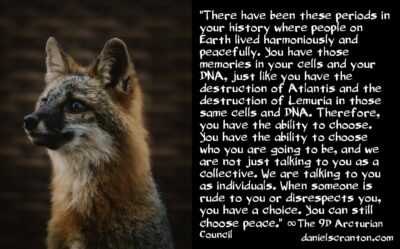 how to be who you've always wanted to be - the 9th dimensional arcturian council - channeled by daniel scranton channeler of archangel michael