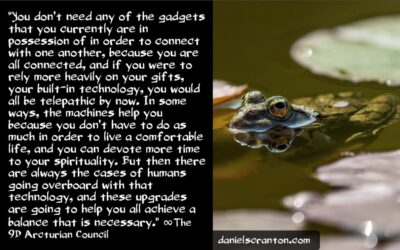 upcoming upgrades & massive changes - the 9th dimensional arcturian council - channeled by daniel scranton channeler of archangel michael