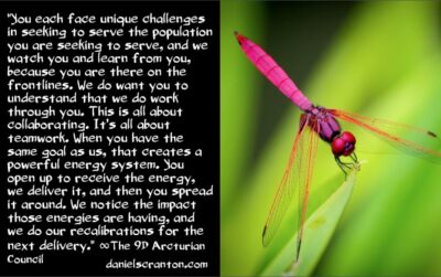 a powerful energy system & more mass awakenings - the 9th dimensional arcturian council - channeled by daniel scranton channeler of archangel michael