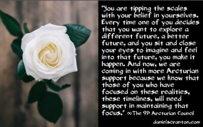 arcturian support for humanity's new future - the 9th dimensional arcturian council - channeled by daniel scranton channeler of archangel michael