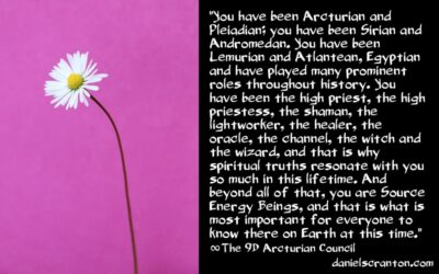 the next giant leap forward for humanity - the 9th dimensional arcturian council - channeled by daniel scranton channeler of archangel michael