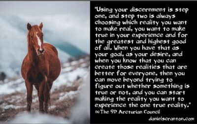 who's lying & who's telling the truth? - the 9th dimensional arcturian council - channeled by daniel scranton channeler of archangel michael