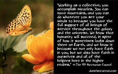 you're becoming better healers, teachers & guides - the 9th dimensional arcturian council - channeled by daniel scranton channeler of archangels