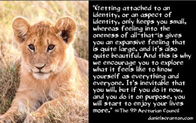 all of this will be behind you soon enough - the 9th dimensional arcturian council - channeled by daniel scranton channeler of archangel michael