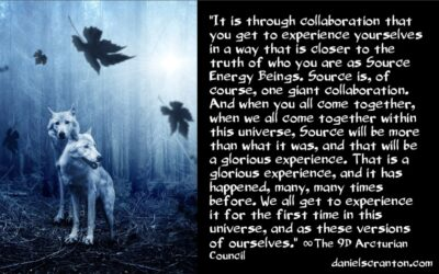 the august 2021 energies - the 9th dimensional arcturian council - channeled by daniel scranton channeler of archangel michael