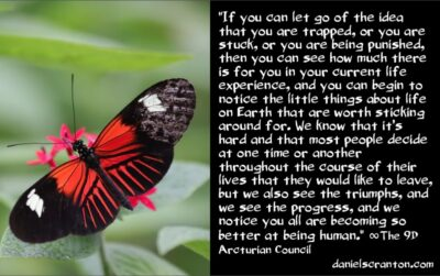 what you will say after you ascend - the 9th dimensional arcturian council - channeled by daniel scranton channeler of archangel michael