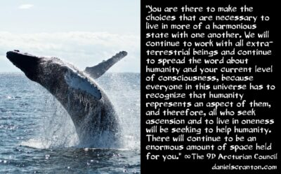 the new ET races helping humanity to ascend - the 9th dimensional arcturian council - channeled by daniel scranton channeler of archangel michael