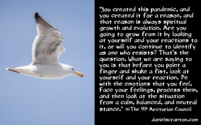 the only way to live in a world without restrictions - the 9th dimensional arcturian council - channeled by daniel scranton channeler of archangel michael