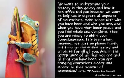 your journeys through the galaxy - the 9th dimensional arcturian council - channeled by daniel scranton channeler of aliens