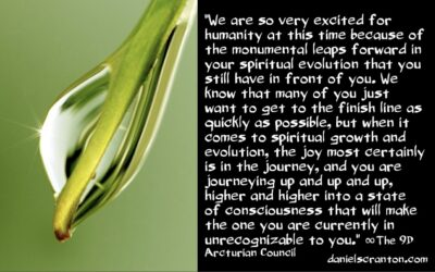 a giant monumental leap forward for humanity - the 9th dimensional arcturian council channeled by daniel scranton channeler of aliens