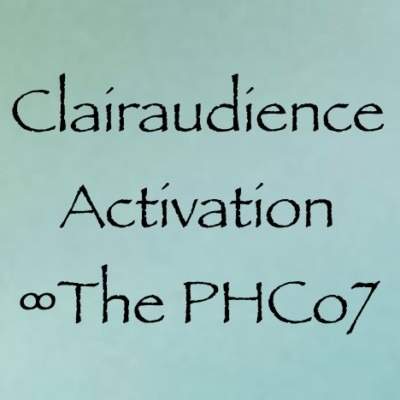 Clairaudience Activation ∞The Pleiadian High Council of Seven