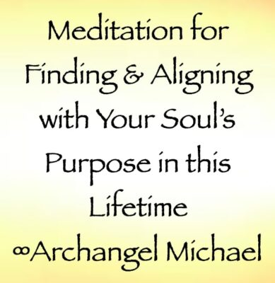 meditation for finding & aligning with your soul's purpose for this lifetime - the 9th dimensional arcturian council - channeled by daniel scranton, channeler of arcturian council