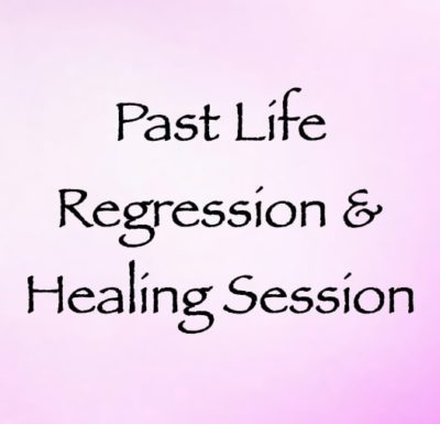 past life regression & healing session - one hour session - with daniel scranton channeler of archangel michael