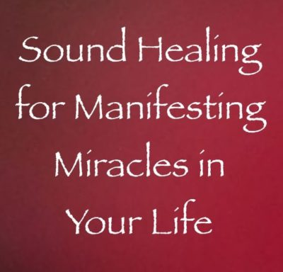 receiving miracles channeled daniel scranton manifestation