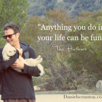 anything you do in your life can be fun - The Hathors