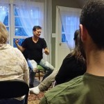 Daniel Scranton channeling workshop