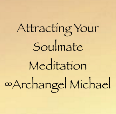 how to attract my soulmate