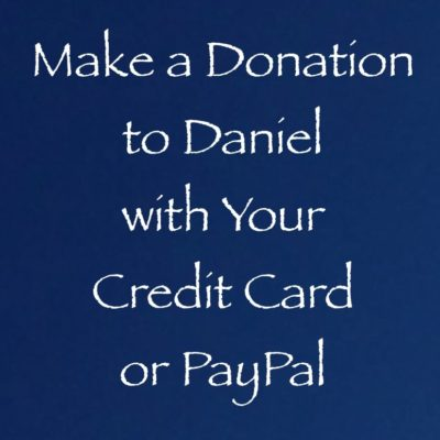 Make a donation to daniel scranton channeler of the arcturian council