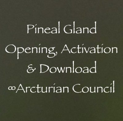Pineal Gland Opening, Activation, & Download ∞The Arcturian Council
