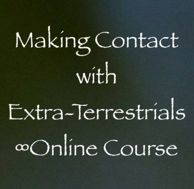Making Contact with Extra-Terrestrials ∞Online Course