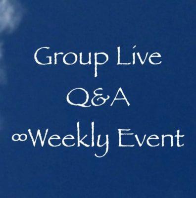 online channeled group live Q&A event with daniel scranton channels hathors creators founders pleiadians arcturians