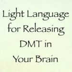 light language for releasing DMT in your brain - channeled by daniel scranton - channeler of arcturian council and archangels