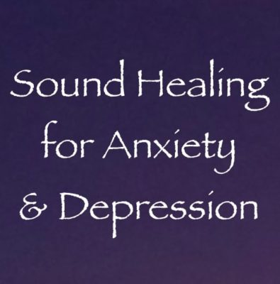 sound healing for anxiety & depression - channeled by daniel scranton - channeler of arcturian council