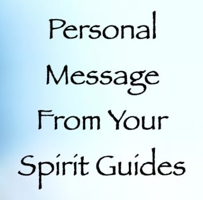personal message from your spirit guides - the creators - channeled by daniel scranton